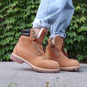 NEW timberland x ronnie fieg boots